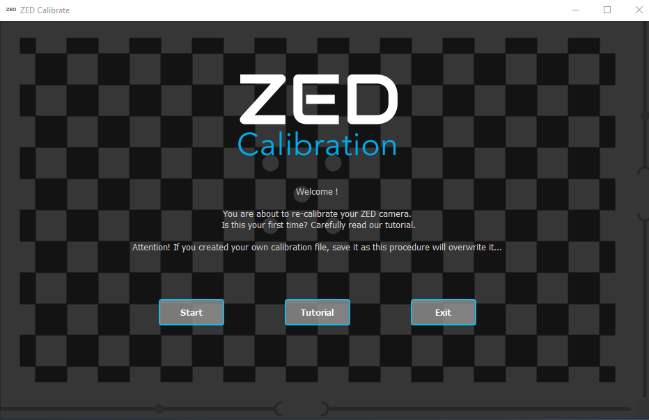 Can I recalibrate my ZED camera? – Help Center | Stereolabs