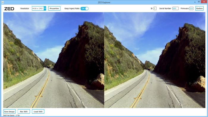 Getting Started with your ZED camera – Help Center | Stereolabs